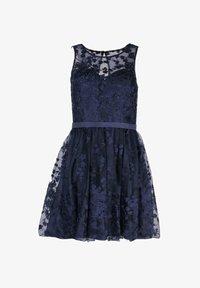 Unique - Cocktail dress / Party dress - blue - 0