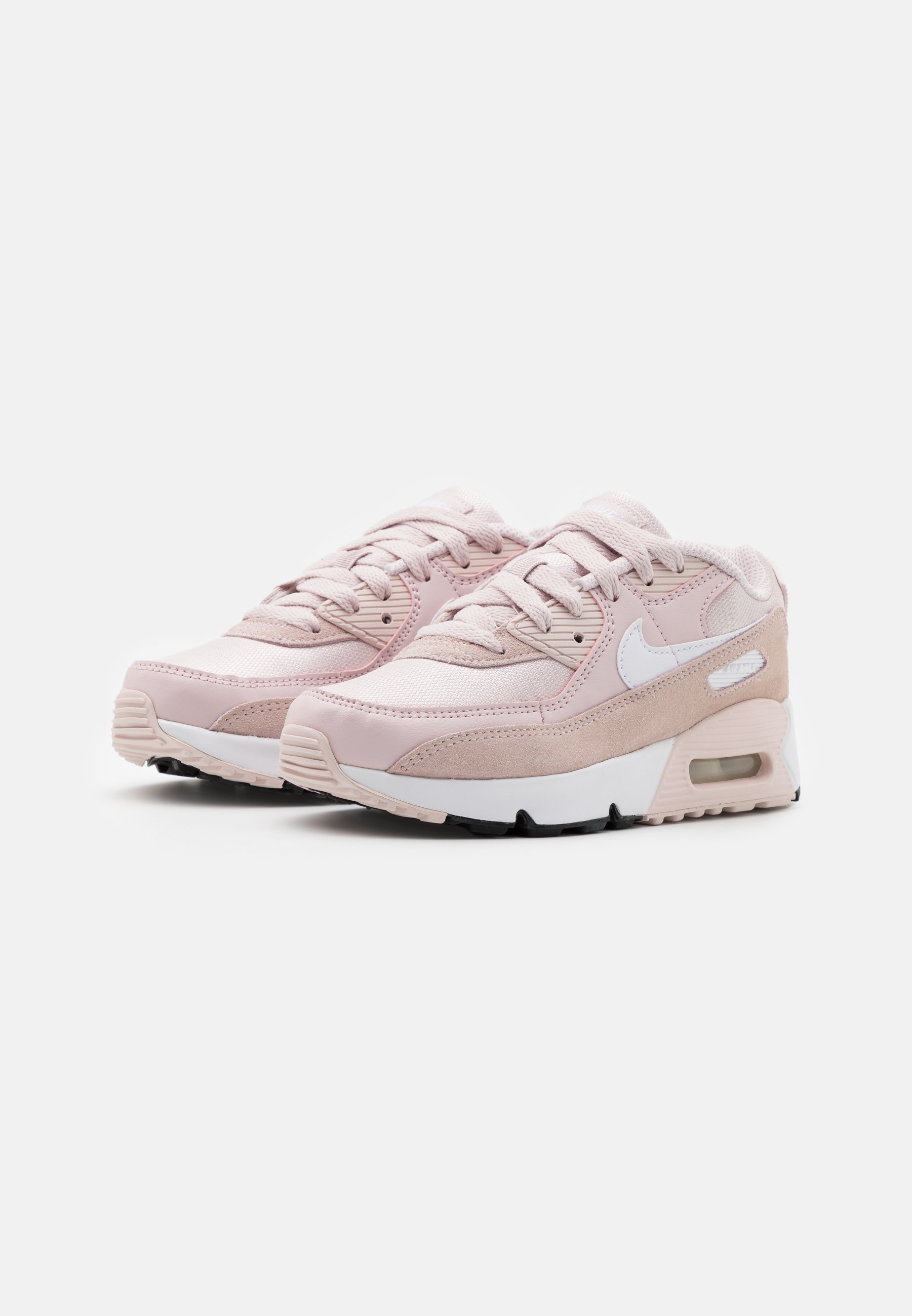AIR MAX 90 - Sneakers basse - barely rose/white/black