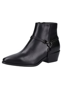 Scapa - STIEFELETTE - Ankle boots - black - 2