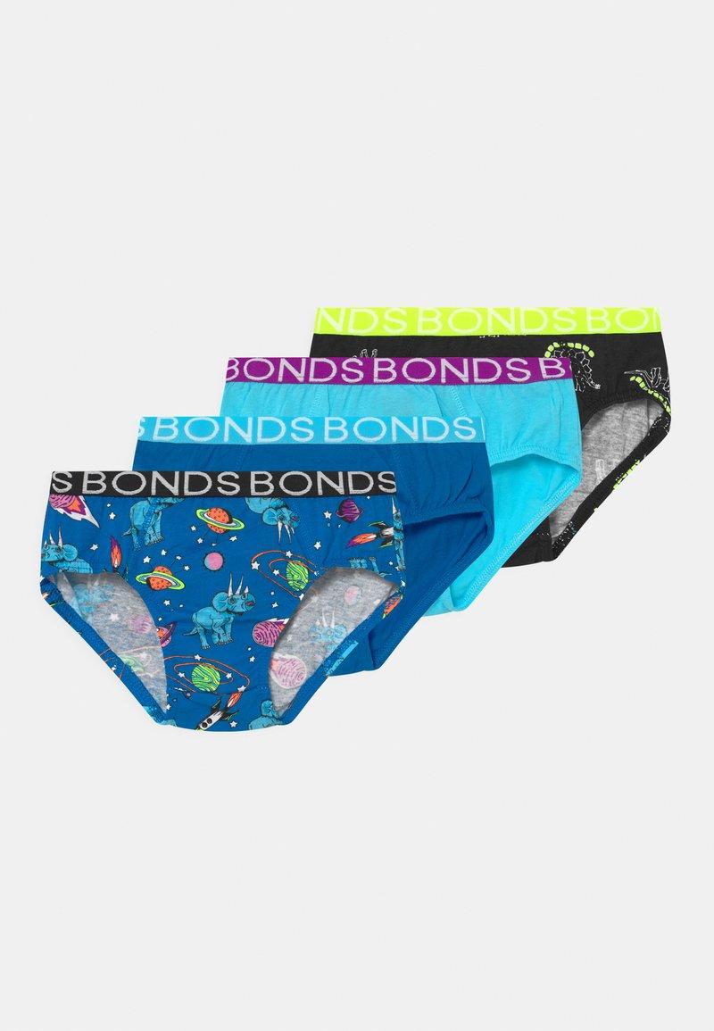 Bonds - 4 PACK - Kalhotky - multi-coloured