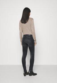 Marc O'Polo DENIM - TROUSERS - Jeans Skinny Fit - grey denim - 2