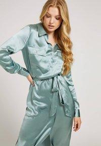 Guess - Maxi dress - himmelblau - 2