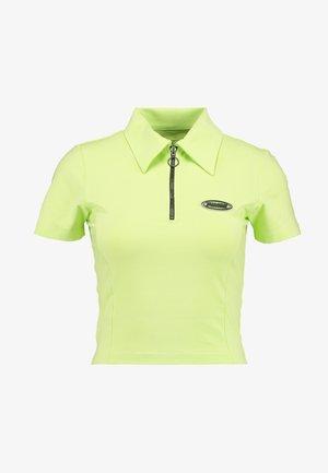 CONTOUR - T-shirt print - sharp green
