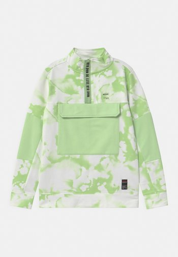 LORENZO - Sweatshirt - bright mint