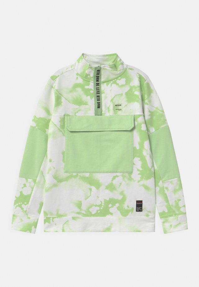 LORENZO - Sweatshirts - bright mint