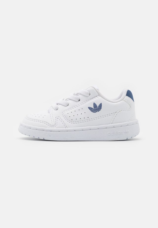 NY 92 UNISEX  - Sneakers laag - footwear white/crew blue