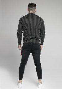 SIKSILK - CREW - Sweater - dark blue - 2