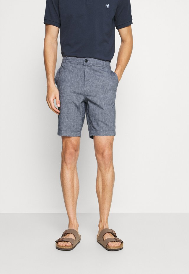 SLHISAC - Shorts - navy blazer