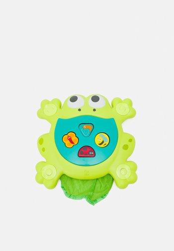 BADESPIEL HUNGRIGER FROSCH - Water toy - green