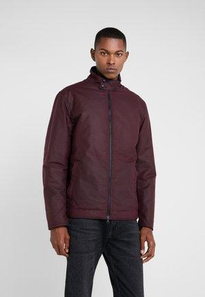 BARNBY WAX - Light jacket - merlot