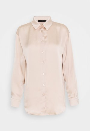 KAHVERENGI - Button-down blouse - beige