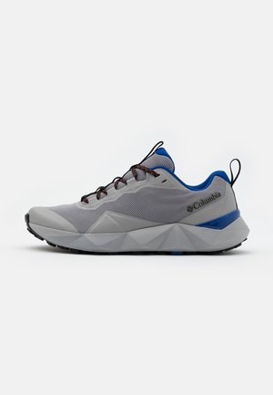 FACET15 - Hiking shoes - steam/cobalt blue
