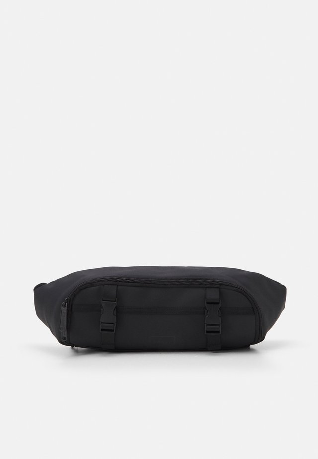 ORBIT CROSSBODY - Ledvinka - black