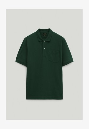 Poloshirt - evergreen