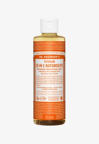 Dr. Bronner´s - 18-IN-1 NATURAL SOAP - Shower gel - teebaum - 0