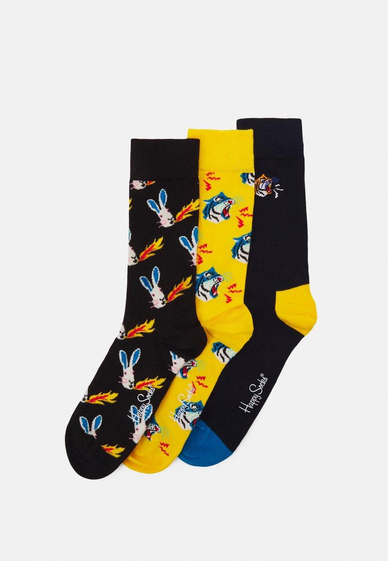 Happy Socks - TIGER SOCKS GIFT SET 3 PACK - Socks - multi