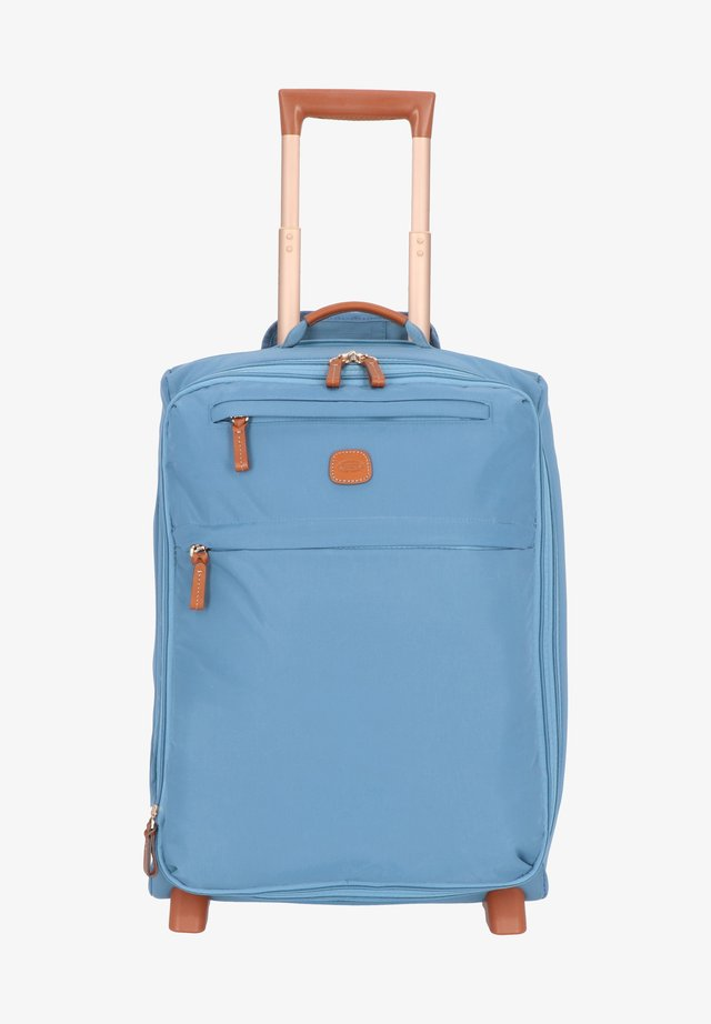 X-TRAVEL 2-ROLLEN - Valise à roulettes - light blue