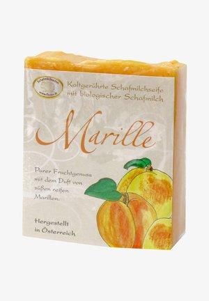 KALTGERÜHRTE SCHAFMILCHSEIFE MARILLE 150 G   - Soap bar - orange