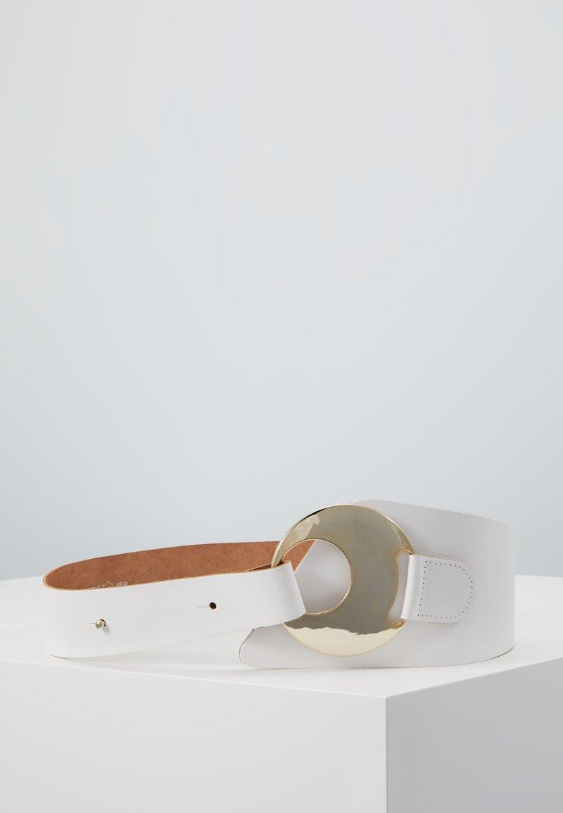 Vanzetti - Waist belt - offwhite