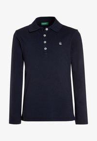 Benetton - Poloshirts - dark blue - 0
