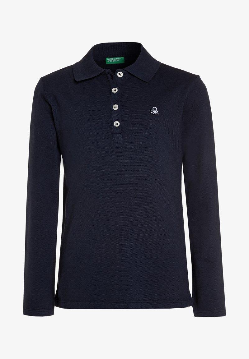 Benetton - Poloshirts - dark blue