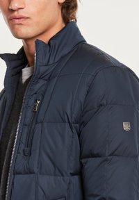 Morris - Down jacket - blue - 2