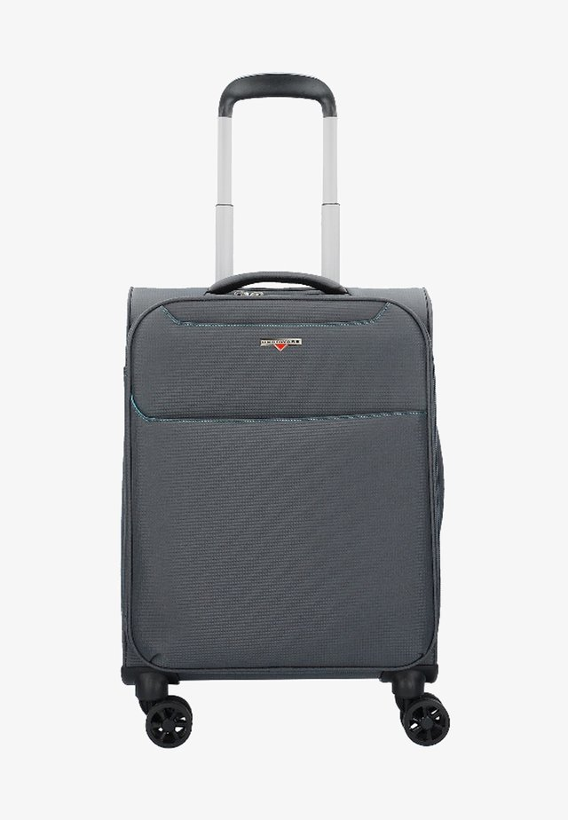 XLIGHT - Wheeled suitcase - steel grey