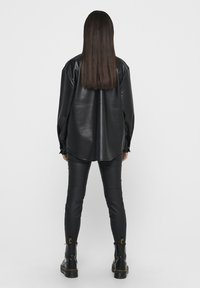 ONLY - ONLRUMA  - Button-down blouse - black - 1