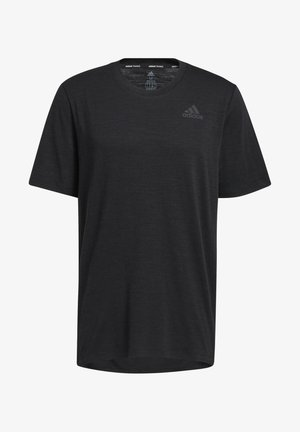 CITY ELEVATED T-SHIRT - Basic T-shirt - black