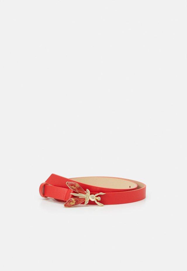 CINTURA BELT - Belt - lipstick red