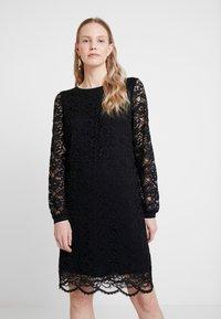 s.Oliver - Vestito elegante - black - 0