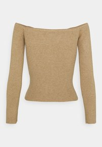 4th & Reckless - CHRISTY - Jumper - beige