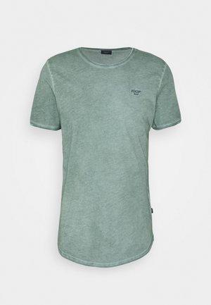 CLARK - Camiseta básica - mottled green