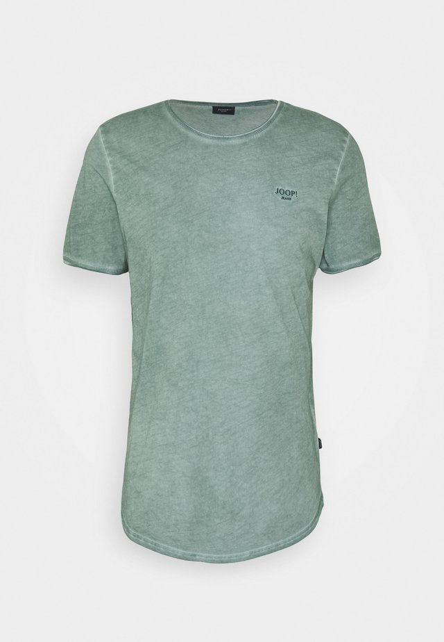 CLARK - T-shirts - mottled green