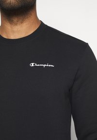Champion - LEGACY CREWNECK - Sweater - black - 5