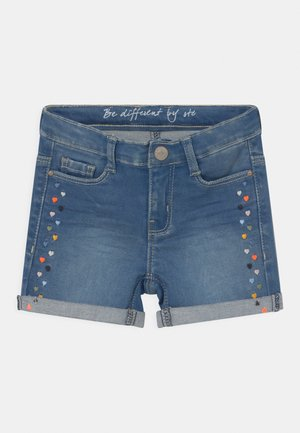 KID - Shorts vaqueros - mid blue denim