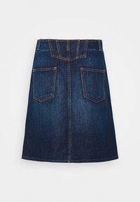 CLOSED - IBBIE - A-line skirt - dark blue - 1