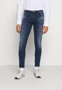 Redefined Rebel - LYON - Jeans Skinny Fit - dark denim - 0