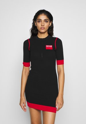 LADY - Shift dress - nero