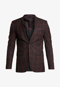 Burton Menswear London - TARTAN - Colbert - red - 6