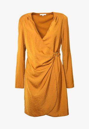 ABITO DRESS - Vestito elegante - copper orange