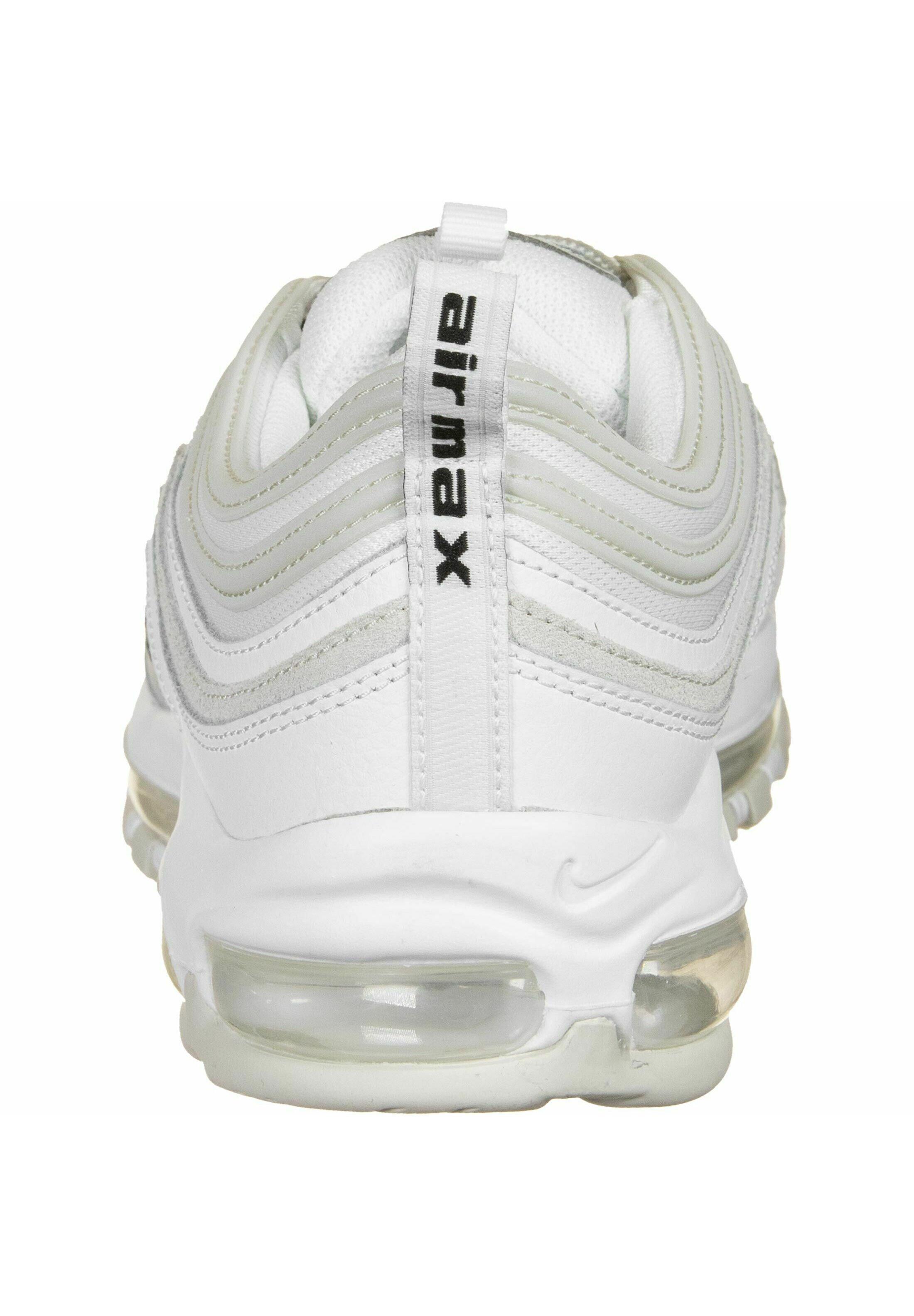 AIR MAX 97 - Sneakers basse - white/black-light bone