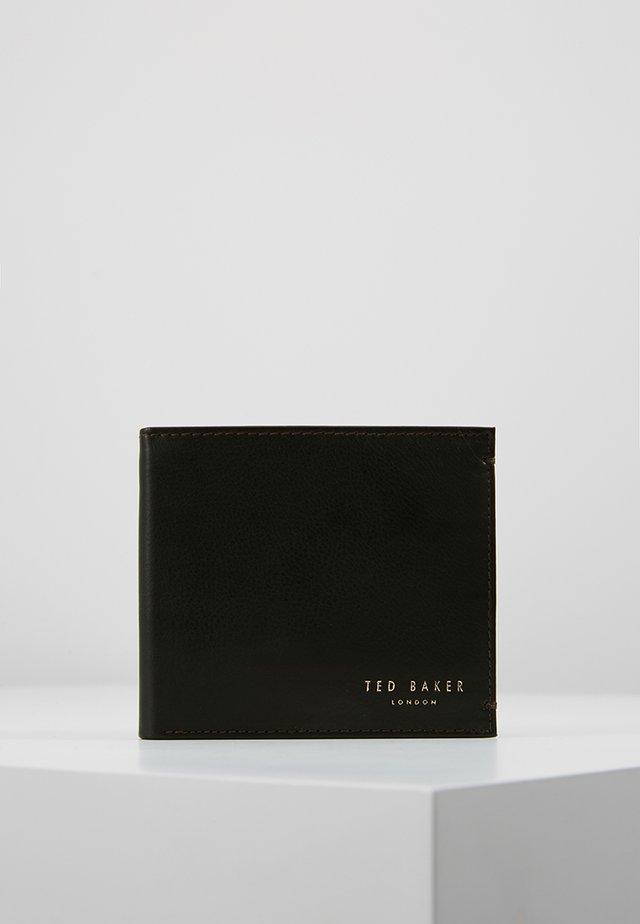 Wallet - chocolat