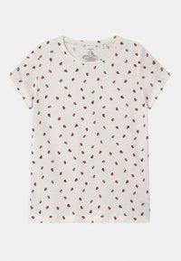 Lindex - MINI - Print T-shirt - red - 0