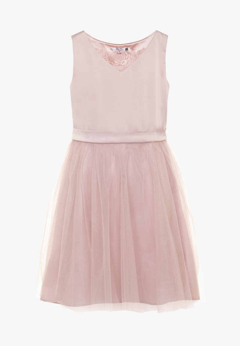 Chi Chi Girls - LONDON ZENIA DRESS - Sukienka koktajlowa - pink