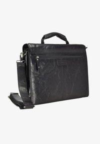 Harold's - SADDLE  - Briefcase - schwarz - 1