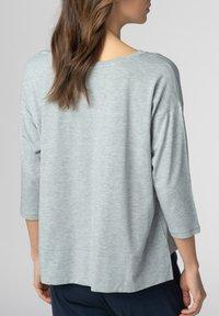 Mey - Pyjama top - grey melange - 1
