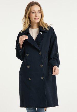 Krátký kabát - nachtblau
