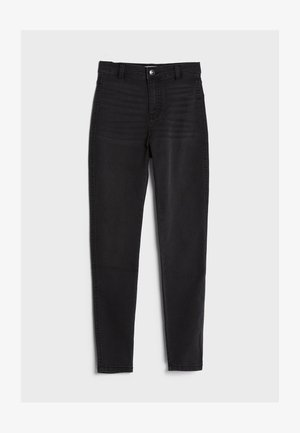 Farkkuleggingsit - dark grey