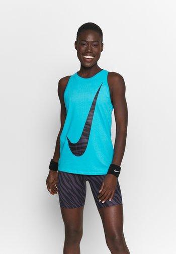DRY TANK ICON CLASH - T-shirt de sport - chlorine blue